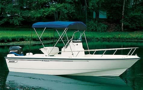 Boston Whaler 190 Nantucket image