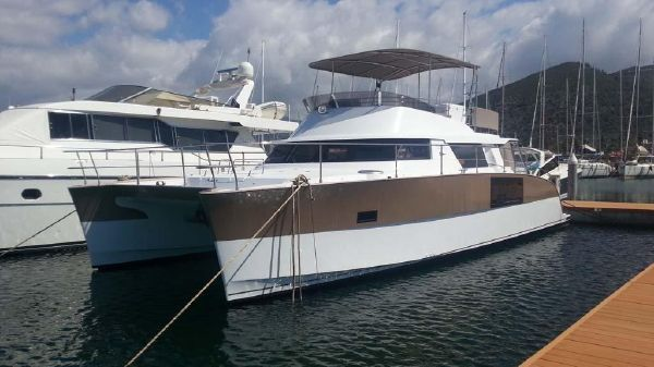 Fountaine Pajot CUMBERLAND 47LC