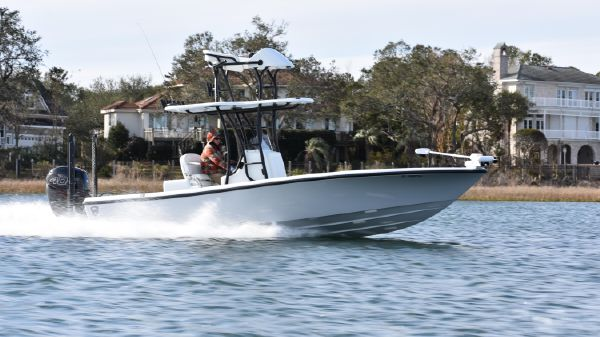 Barker Boatworks 26