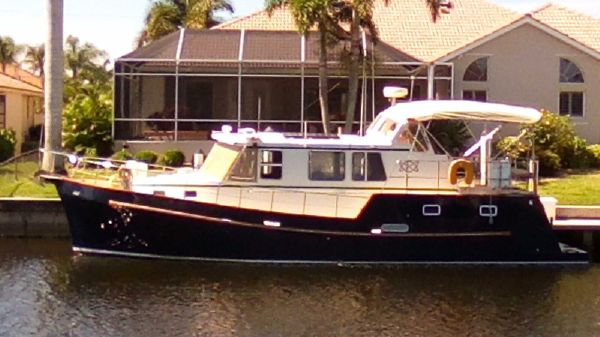 Rosborough 44' North Shore Trawler