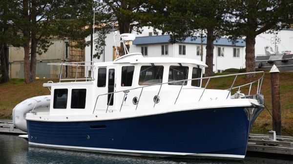 American Tug 34 Hull #138