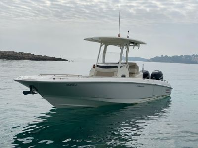 2018 Boston Whaler<span>270 Dauntless</span>