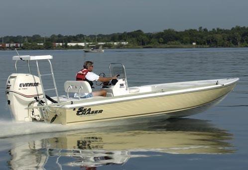 Sea Chaser 200 Flats - main image