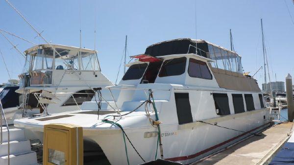 Carri-Craft Motor Yacht