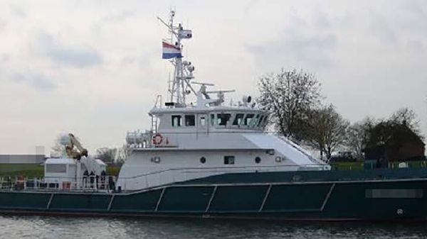 Patrol Vessel Miscellaneous Patrol Vessel - 2003