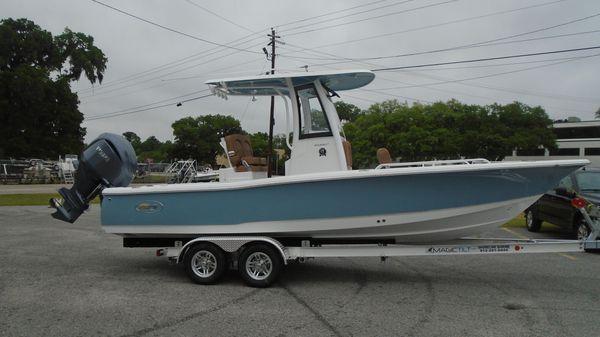 Sea Hunt BX25FS