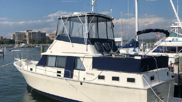 Mainship 40 Double Cabin