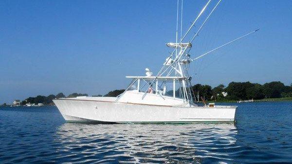 Knowles Custom Boats 40 Custom Express