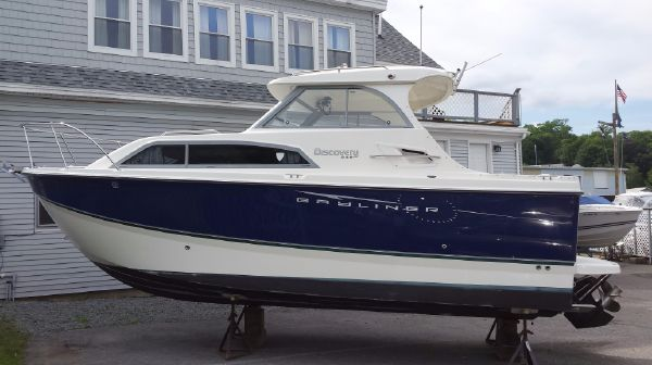 Bayliner Discovery 246