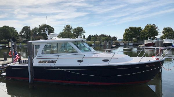 Back Cove Hardtop Express 33