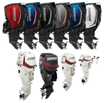 Evinrude  E-TEC G1 & G2 10 Year Warranty .. or 7 Year and Free Rigging .. 25-300hp, Ends 4/06/2019 image