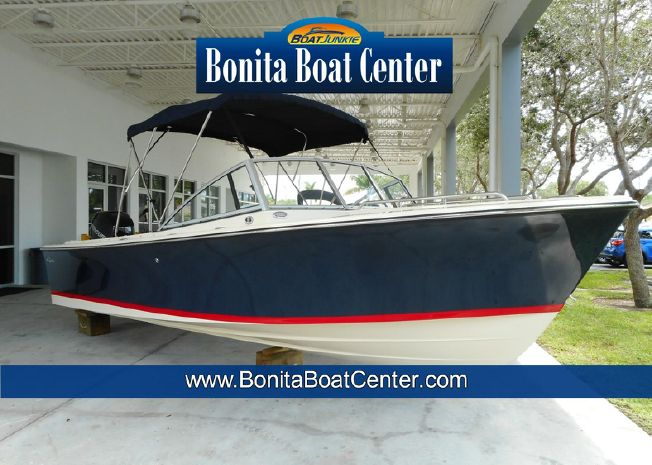 2019 Rossiter 23 Classic Day Boat Bonita Springs, Florida - Bonita Boat Center