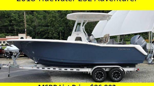 Tidewater 232 Adventurer