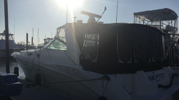 Sea Ray Sundancer 40