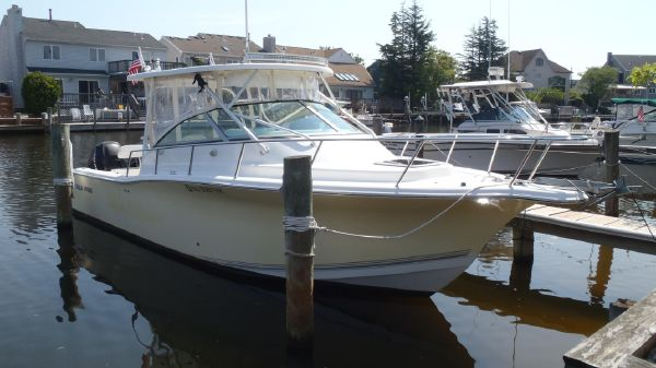 Sea Pro 270 Walk Around