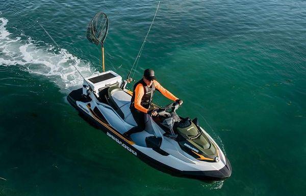 2019 Sea-Doo Fish Pro 155