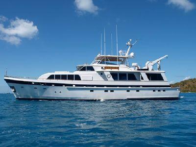 1985 Cheoy Lee<span>Raised Pilothouse Motor Yacht</span>