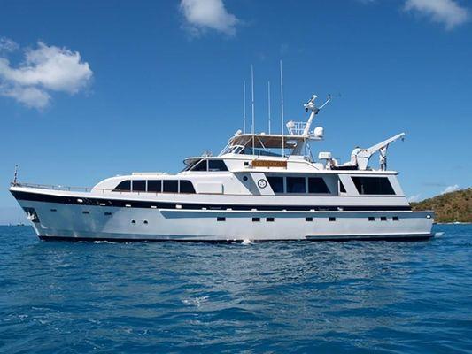 Cheoy Lee Raised Pilothouse Motor Yacht - main image