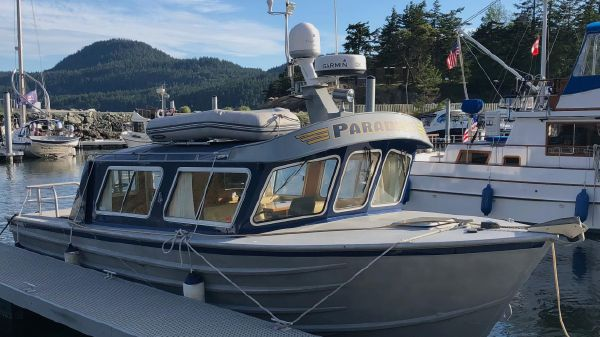 Coastal Craft 32 Cruiser