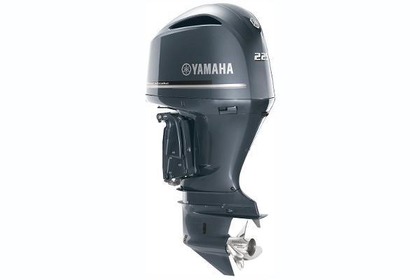 Yamaha Outboards F225