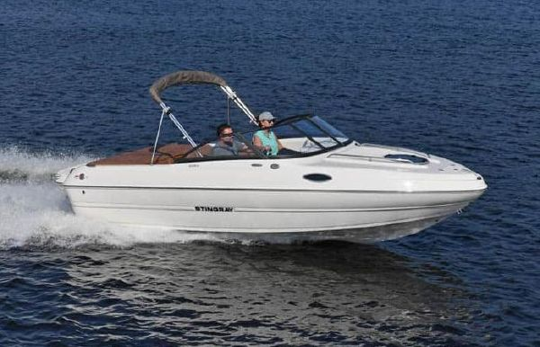 2021 Stingray 208 CR