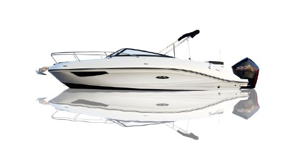 Sea Ray Sun Sport 230 Outboard