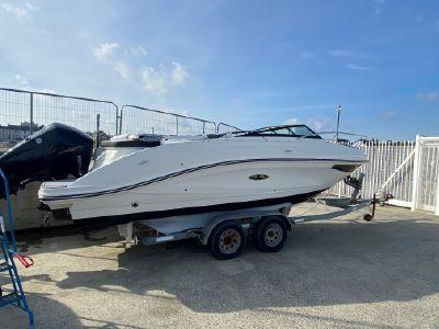 2021 Sea Ray<span>Sun Sport 230 Outboard</span>