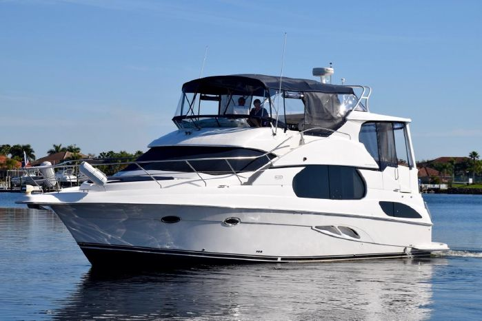 Silverton Powerboats For Sale New England Yacht Brokerage