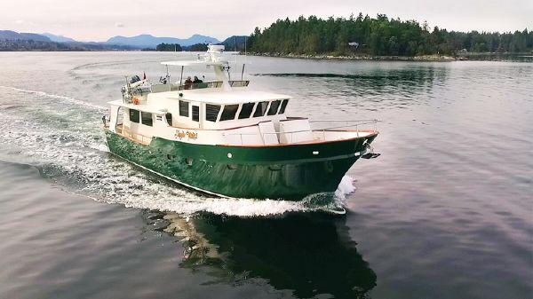 Independent Shipwright Trawler 60