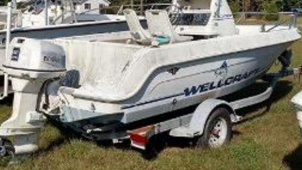 Wellcraft 190 CCF
