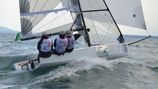 Swingkeel Sailing SK2