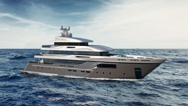 Superyacht Katana Series 50