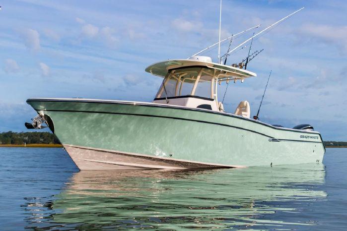 2020 Grady White Canyon 306 Port Orange Florida