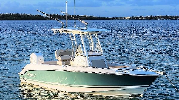 Boston Whaler 230 Outrage Manufacturer's Photo