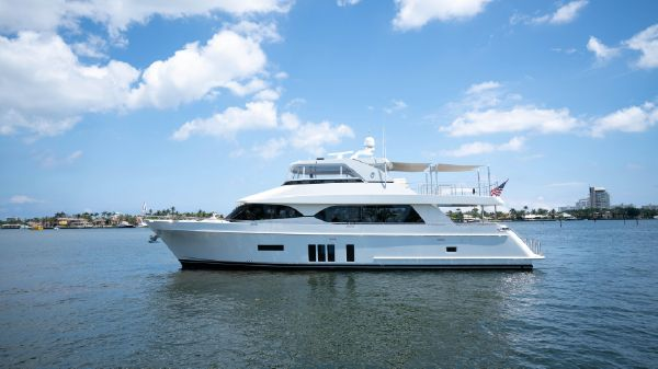 Ocean Alexander Motor Yacht MIMI'S MAGIC