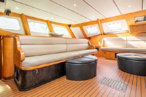 Custom Alex Simonis Catamaran image