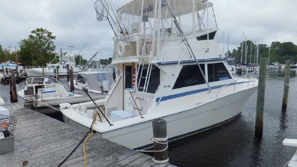 Viking 35 Convertible VERY CLEAN