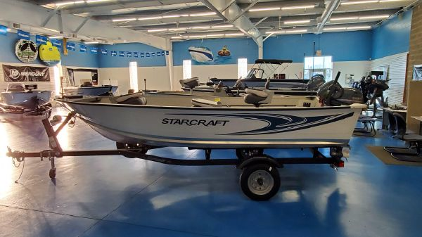 Starcraft Patriot 14 Tiller