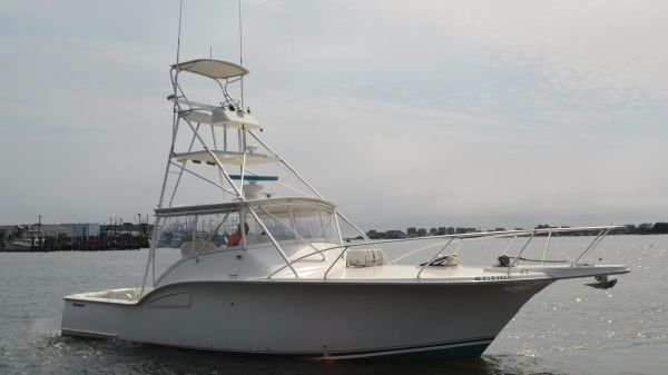 Dawson Out Island 36 Express Sportfish