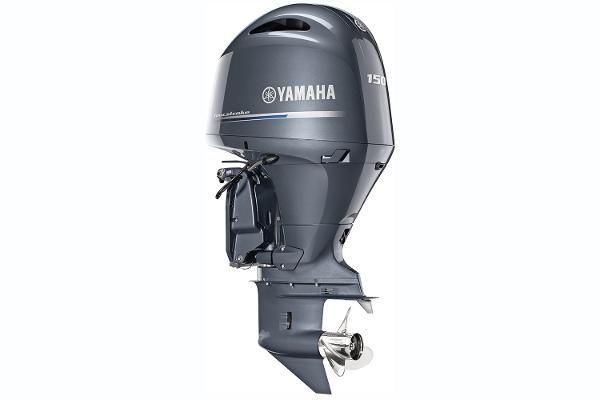 Yamaha Outboards F150 - main image