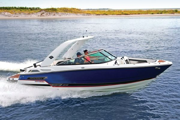 Monterey 278 Super Sport - main image