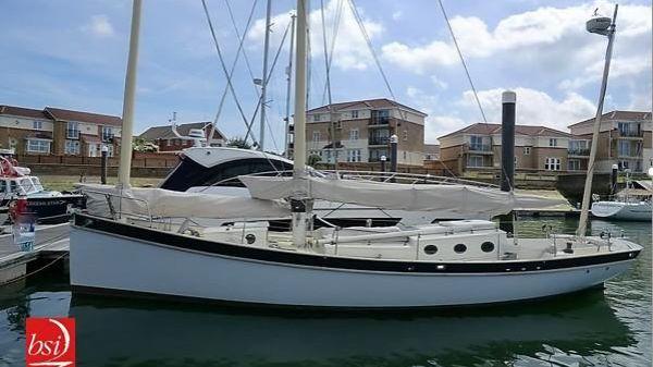 Irens 37 Lugsail schooner