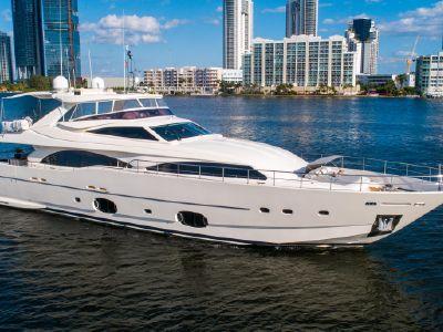 2008 Ferretti Yachts<span>Custom Line</span>