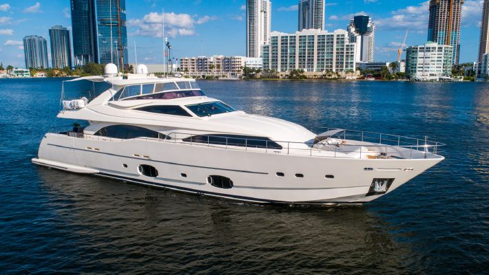 Ferretti Yachts Custom Line - main image