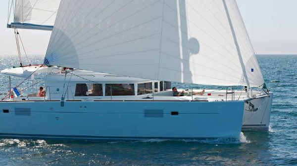 Lagoon 450 F Manufacturer Provided Image: Lagoon 450