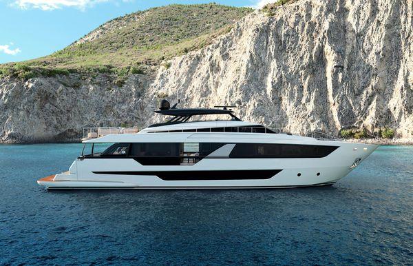 2021 Ferretti Yachts 1000 Project