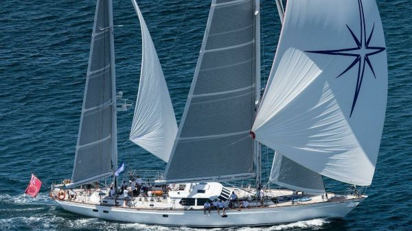 Alloy Yachts 92' Custom Ketch