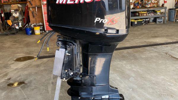 Mercury 225 Optimax Pro XS