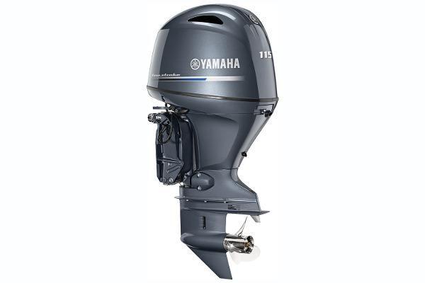 Yamaha Outboards F115 - main image