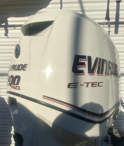 Evinrude E200DHXAA